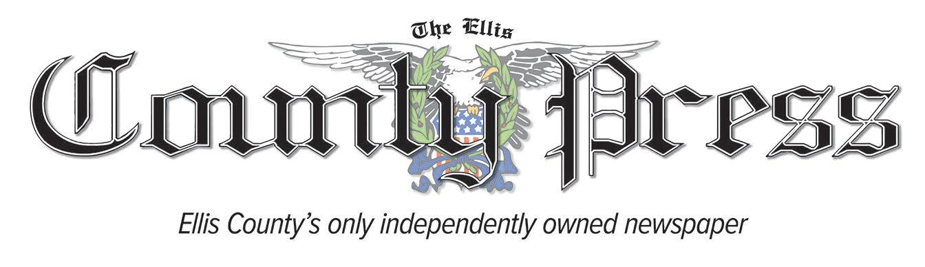 Ellis County Press Logo