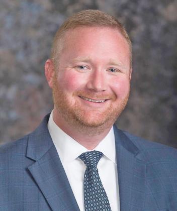 Ferris City Manager Brooks Williams
