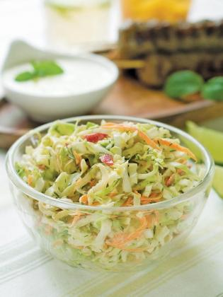 Honey-Dill Coleslaw