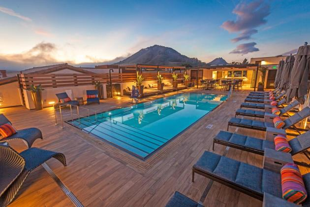Hotel Cerra image courtesy of Visit SLOCAL