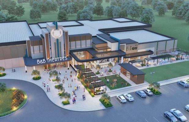 Located  off of  Interstate 35E, the new theatre will be a major addition to the dining, shopping and entertainment development known as Red Oak Legacy Square.  Projected opening date is Spring of 2021.