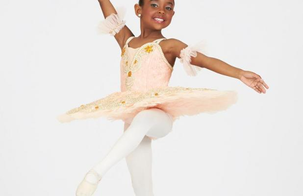 Saria Lozada, age 7. Photo by Cameron Spooner.