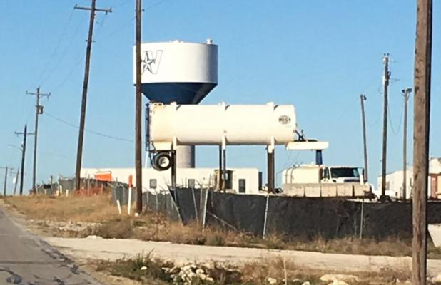 Wilmer's Pinto Pump Station on Pleasant Run and Pinto Roads, is part of the Dallas County Pleasant Run Improvements, as well as an infrastructure investment by the Wilmer City Council.