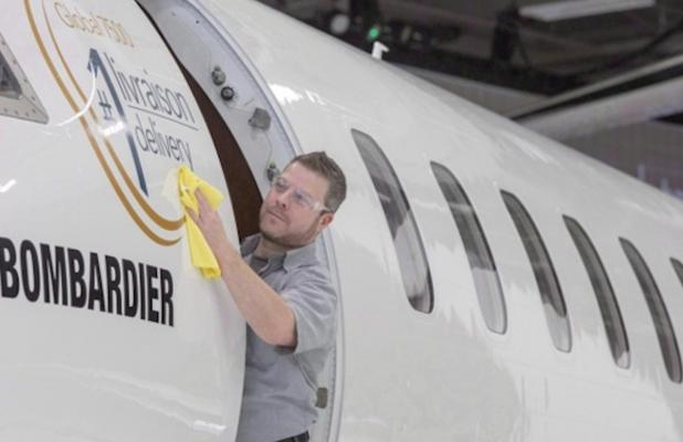 The two-year Bombardier Aviation Apprenticeship Program will offer students a chance to enter the high-tech aerospace sector with no formal qualifications.