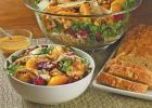 Mediterranean Grilled Salad
