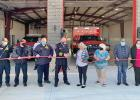 Wilmer Fire Chief Mark Hamilton spearheaded the virtual tour after Petta welcomed those who were there to celebrate the big day. The station fire fighters were previously housed in was 60-years-old. Fire Station No. 1 is located at 1420 Goode Road.
