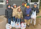 Cub Scouts Pack 206 and Boy Scouts Troop 206 of Ferris collected 462 items for the North Ellis County Outreach in Ferris as part of the National Scouting for Food campaign which is done every February across the nation. Thank you to all those who donated to this worthy cause.