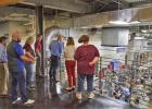 Representatives of the Red Oak Independent School District toured Texas State Technical College's Waco campus last Thursday.
